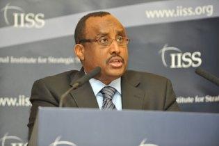 Somali PM Abdiweli Mohamed Ali