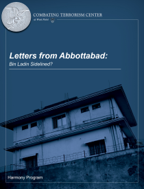 Letters from Abbottabad, cover of CTC publication