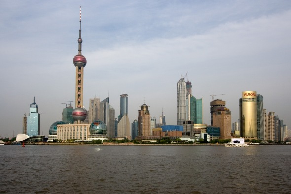 Shanghai skyline (Photo: Keith Marshall [CC BY-NC-SA 2.0])