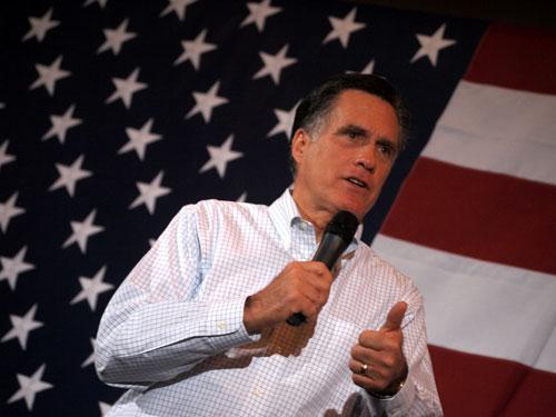 © Mitt Romney