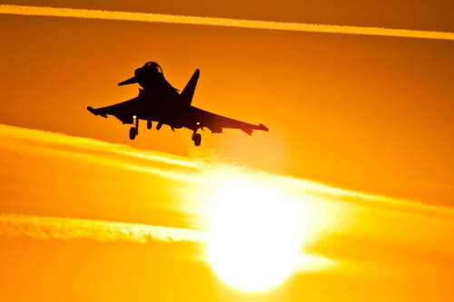 Copyright Eurofighter/Eurofighter Image Library