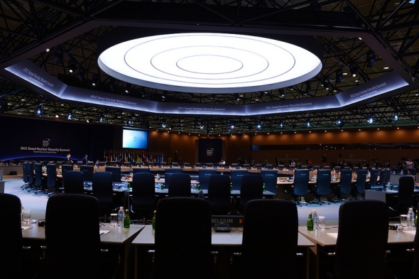 2012 Nuclear Security Summit Plenary Hall