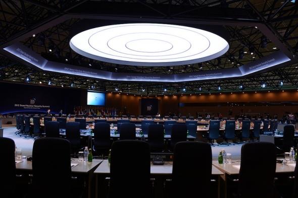 2012 Nuclear Security Summit Plenary Hall