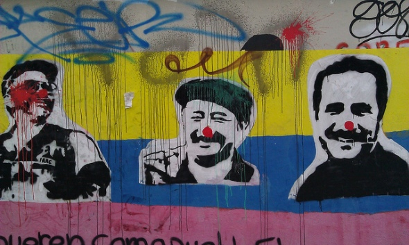 FARC leaders