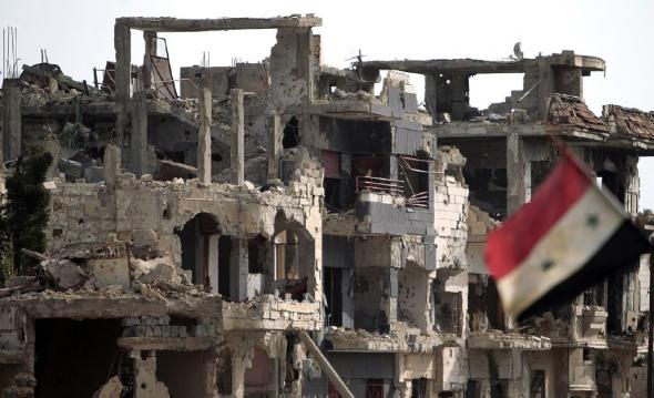 Bab Amro, Homs (Photo: Freedom House)