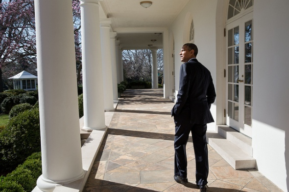Photo Credit: Flickr/White House
