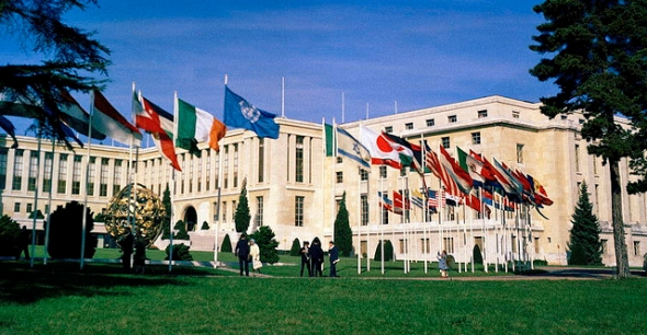 Palais des Nations UN Photo