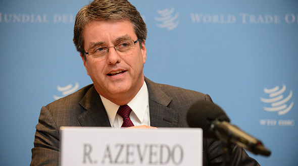 Roberto Azevedo WTO Photo